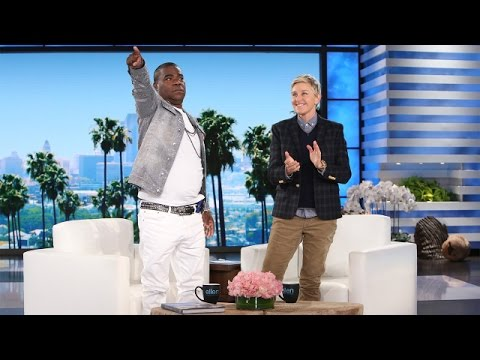 Tracy Morgan's Triumphant Return