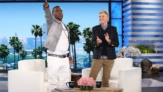 failzoom.com - Tracy Morgan's Triumphant Return