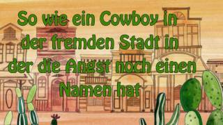 Cowboy und Indianer Lyrics Video