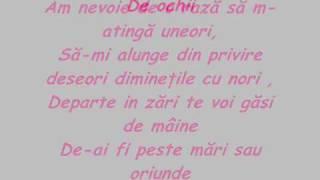 Elena Gheorghe - ochii tai caprui