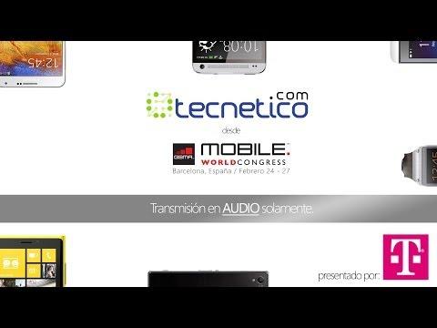 Tecnético en Mobile World Congress, programa especial por WKAQ 580 AM en vivo desde Barcelona