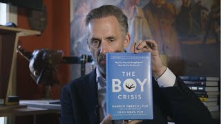 Jordan Peterson and Warren Farrell on The Boy Crisis and Gender Politics