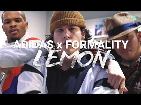 Adidas x FORMALITY
