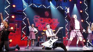 School of Rock Musical UK - 26 Feb 18