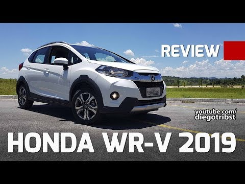 Honda WR-V EXL 2019 | Review