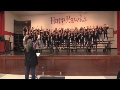Harp Elementary School | Hawk Honor Choir