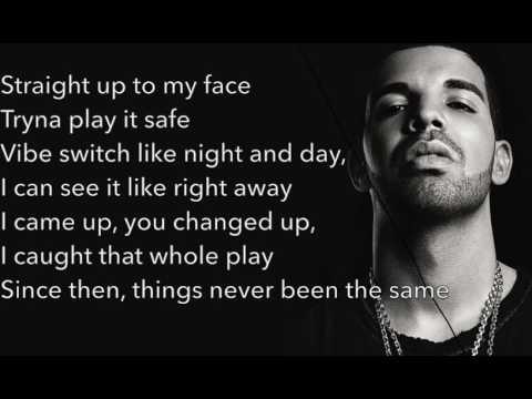 Drake - Fake Love (Lyrics) [Audio]