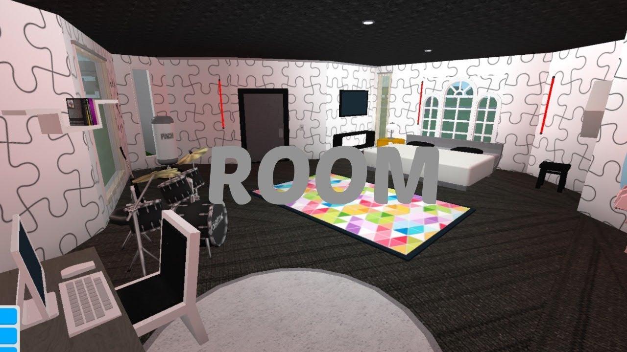 Roblox Room: [ROBLOX] Speed Build