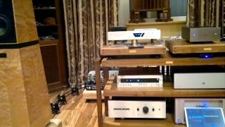 Atma-Sphere M-60 MK.3.1 and Verity audio Resimi