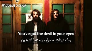 Devil Eyes - Hippie Sabotage مترجمة Video