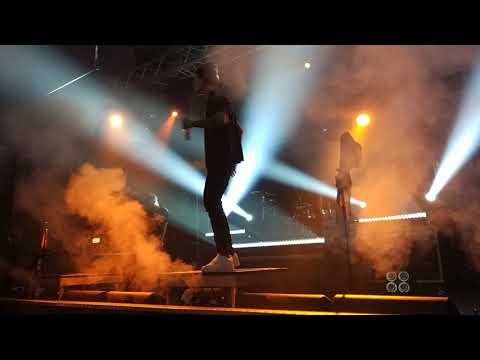 Hollywood Undead - Cashed Out (Live Bologna Zona Roveri Music Factory) 09/02/2018