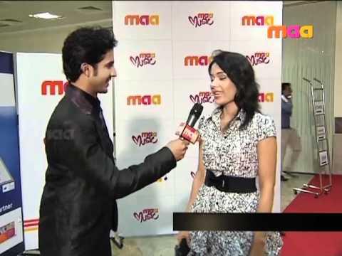 Cinemaa Awards 2010 - Cinemaa Awards 2010: Nikitha nigam (Red Carpet)