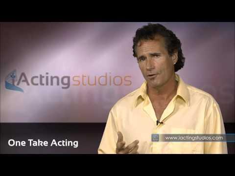 David Heavener - One Take Acting
