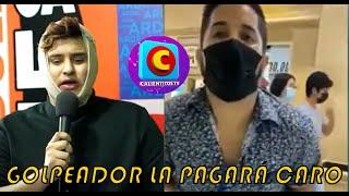 GOLPE4N A TRAIC1ON a PRESENTADOR de CALIENTITOS TV -  Esto no se quedará así