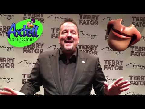 Terry Fator and the VENT-MASK