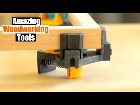 Top 10 Amazing Woodworking Tools | Best DIY Woodworking Tools #5