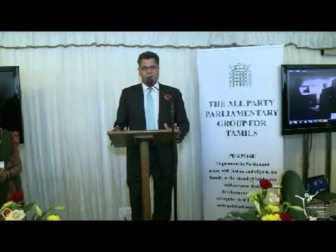 Conservative MP Alok Sharma