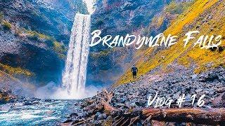 Brandywine Falls, Whistler BC: Vlog 16
