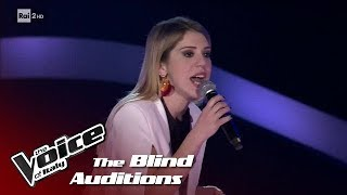 "Angela Semerano ""Take me home"" - Blind Auditions #4 - The Voice of Italy 2018"