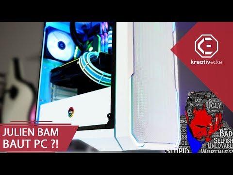 Das PC BAU VIDEO VON Julien Bam... eine ECHTE KATASTROPHE?   #KreativeFragen 56