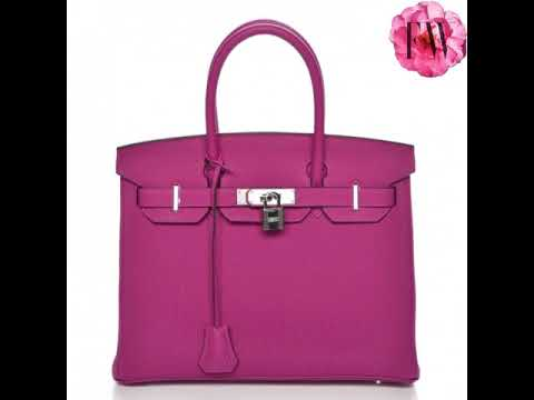 97aadf220d6d HERMES Birkin Bags Available NOW at Fashionphile - YouTube