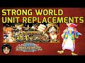 Strong World Unit Replacements & New Sugofests! [one Piece Treasure Cruise] video
