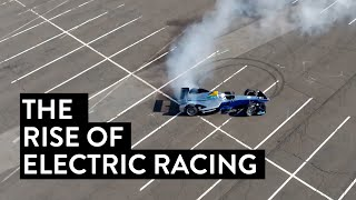 The Rise of Electric Racing