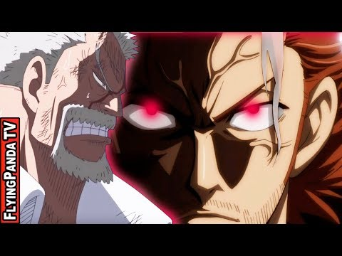 SHANKS' FATHER IS THE LURKING LEGEND  LUFFYS GREATEST ENEMY  One Piece chapter 912+