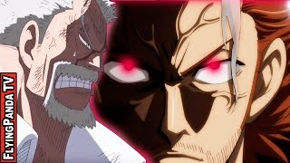 """SHANKS' FATHER IS THE """"LURKING LEGEND"""" 