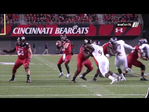 UC Football: Bearcats beat ECU 31-19