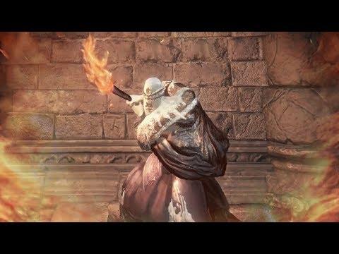 Прохождение Dark Souls 2 — Потерянная душа #1