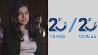 Sylvia Mishra - CTBT 20 Years 20 Voices
