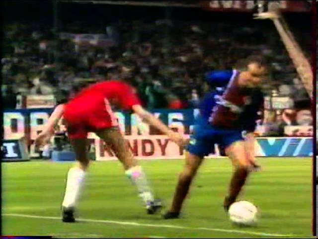 PSG-La Corogne (saison 95-96)