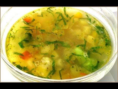 Как приготовить полезный суп