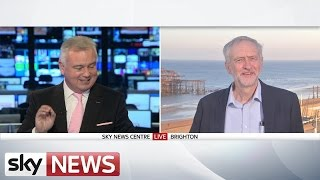 Jeremy Corbyn On His Way Of Doing Things (And Red Ties) - Eamonn Holmes Full Interview thumbnail