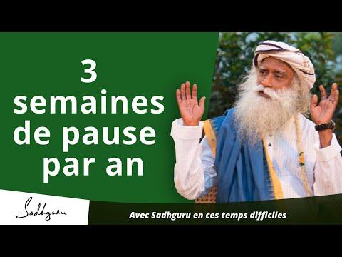 Faut-il 3 semaines de pause chaque année pour l'humanité ? | Sadhguru Francais