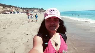 DRIVING MALIBU CALIFORNIA TO ZUMA BEACH/GETAWAY VLOG