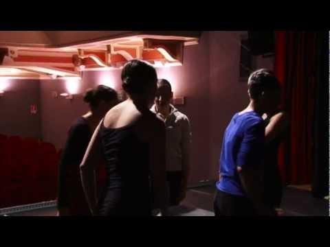 Tai ballet di Natascia Guerra in Backstage