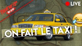 CHALLENGE TAXI - Friday the 13th