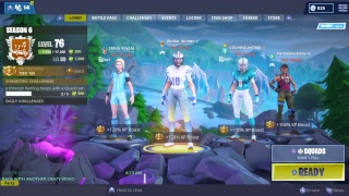 Squads NEW SKINS: GIVEAWAY TONIGHT AT 10 VIEWERS! Epic : Fortnite Battle Royale (Ps4)
