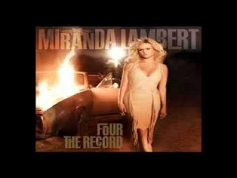 Miranda Lambert - All Kinds of Kinds Lyrics [Miranda ...