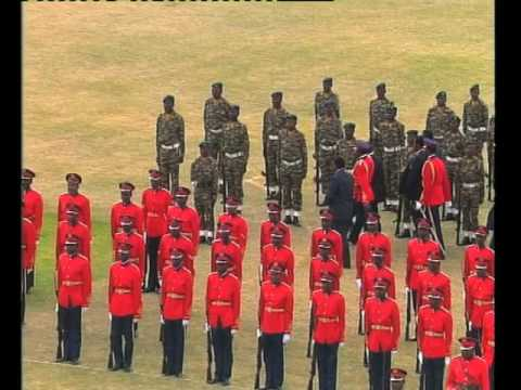 NAMIBIA INDEPENDENCE CELEBRATIONS 1995-NBC