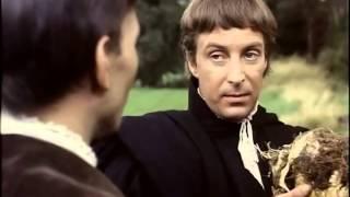 Ian Richardson playing Hamlet in 1969 - Yorick Scene