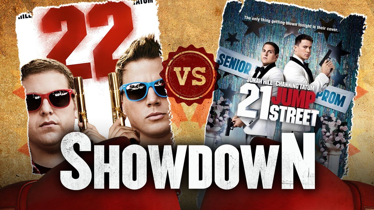 22 Jump Street Vs 21 Jump Street Which Is The Better Movie Showdown Hd