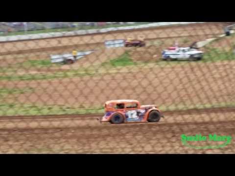Legend Heat Springfield Raceway June 3 2017