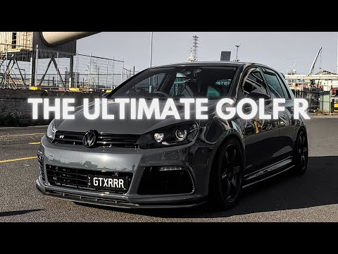 THIS IS THE ULTIMATE GOLF R SUPERCAR! Stage 4 GTX Turbo | 370KW ATW