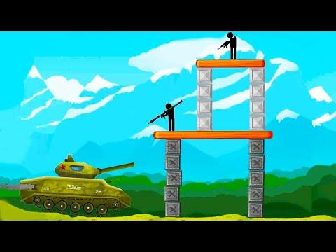 Tanks: Crazy War