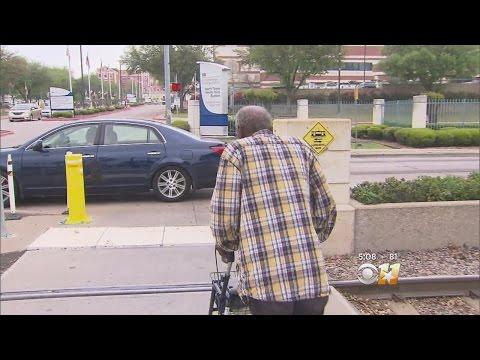 Patients Return To Dallas VA Medical Center