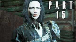 Fallout 4 Walkthrough Gameplay Part 15 - Hunter/Hunted (PS4)