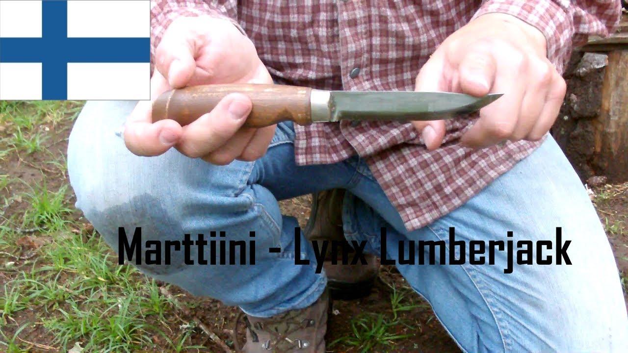 Thor-is-testing: Marttiini - Lynx Lumberjack